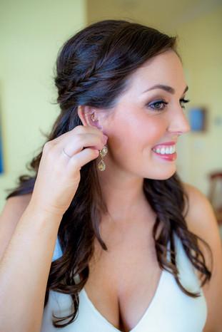 Real bride Leah in Haute Bride