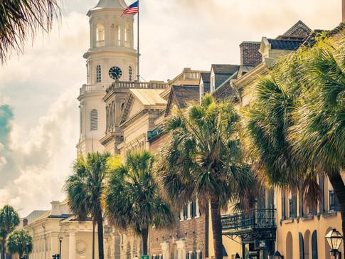 Visiting Downtown Charleston