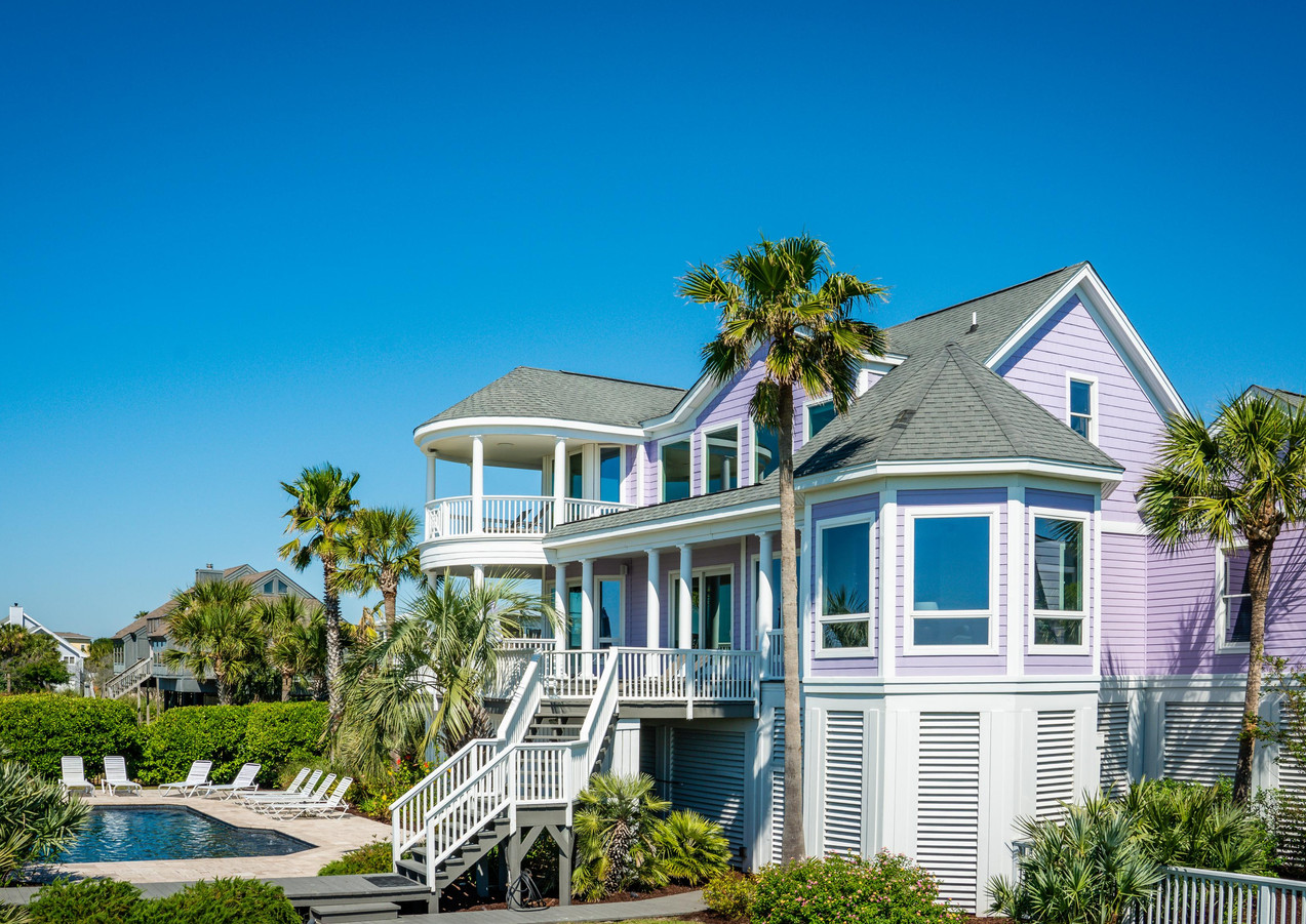 Layne House on Isle of Palms