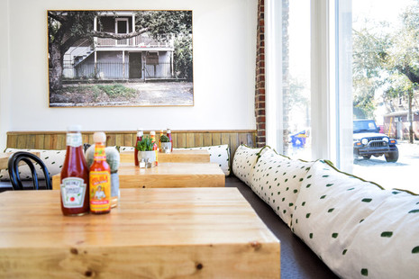 TD Interiors - Daps Breakfast + Imbibe
