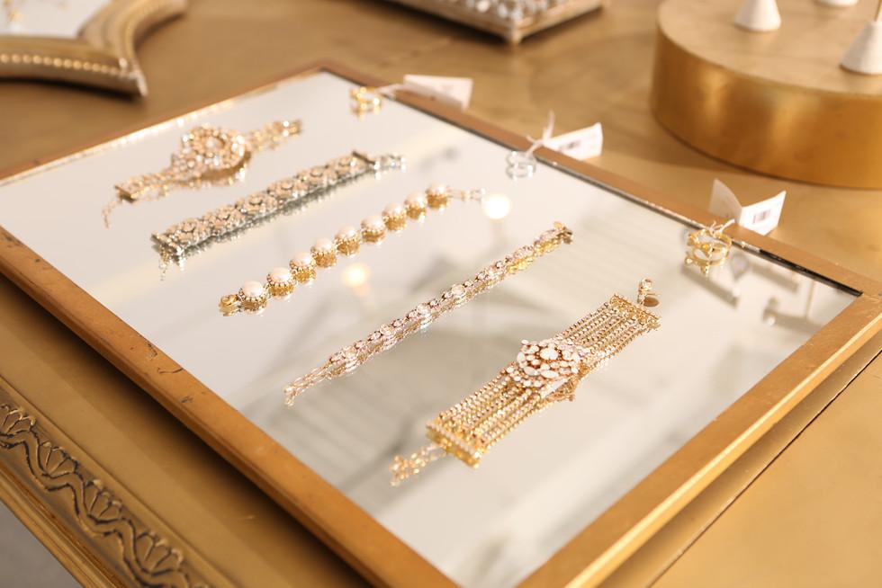 Haute Bride Bracelets