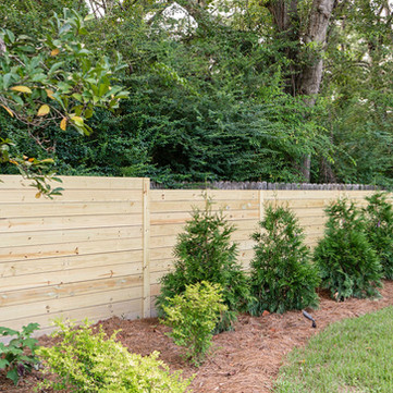 Flawless Fenceline