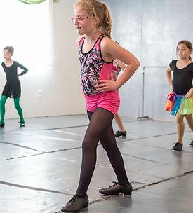 Kelly's Dance - Tap