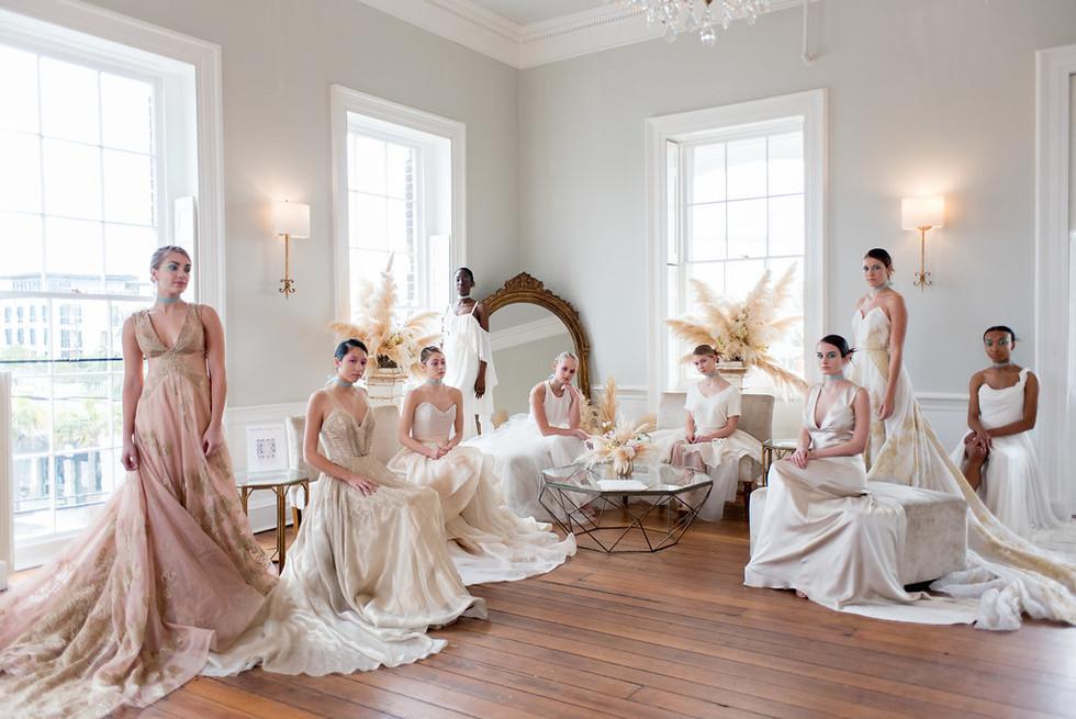 Charleston Wedding Week