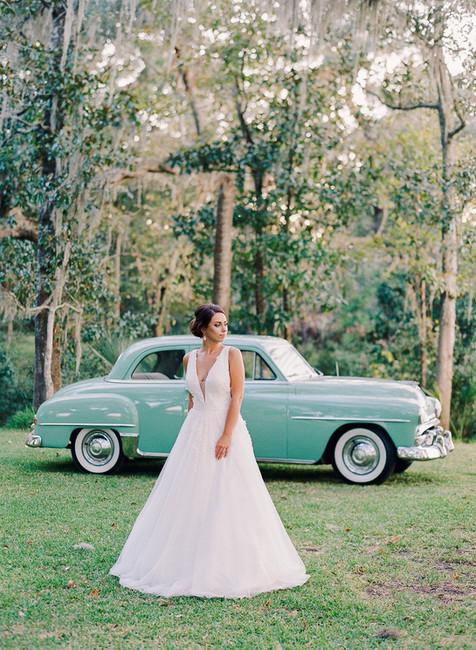 A Lowcountry Weddings Shoot