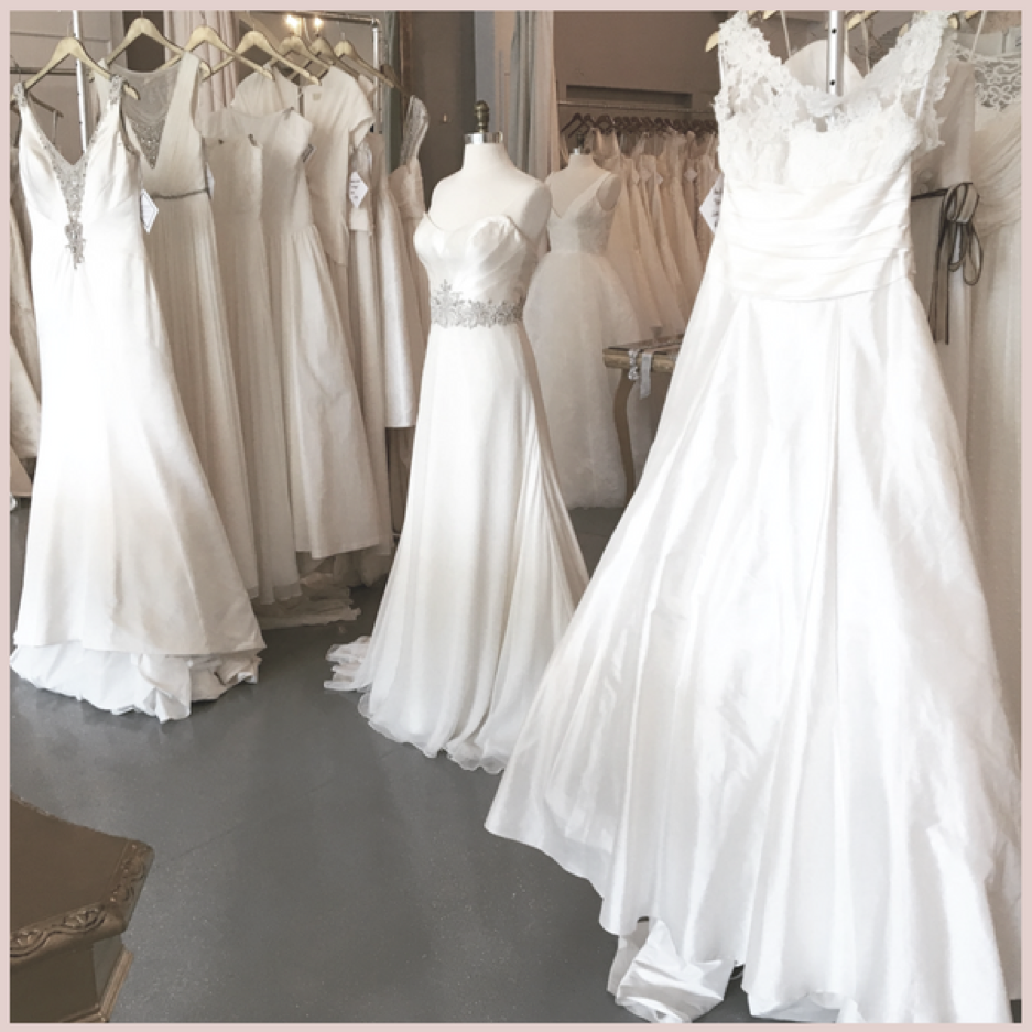 How To Navigate Bridal Sample Sales