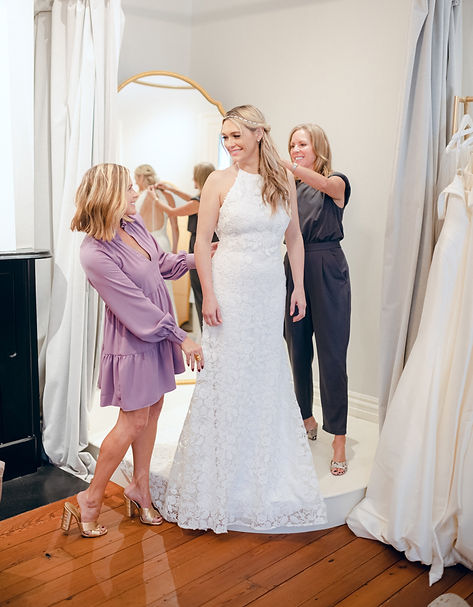 Gown Stylists at Maddison Row South