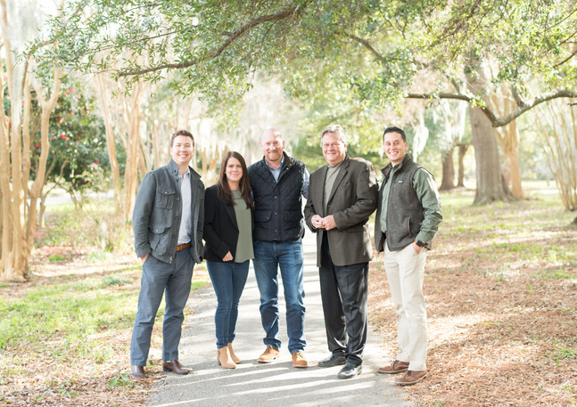 Team + Headshots for Green Rock