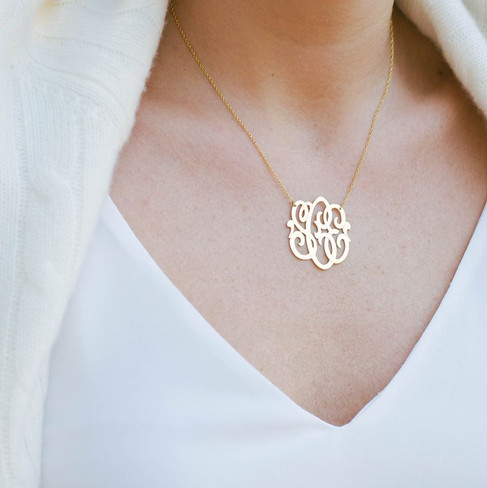 Yes, there's monogramming