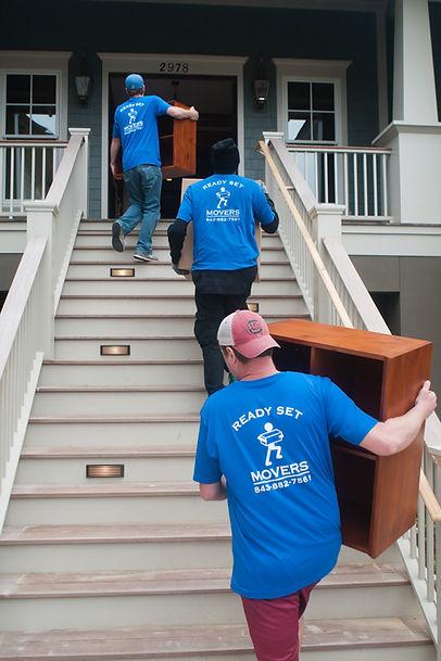 Meet Ready Set Movers - Charleston Moving Company
