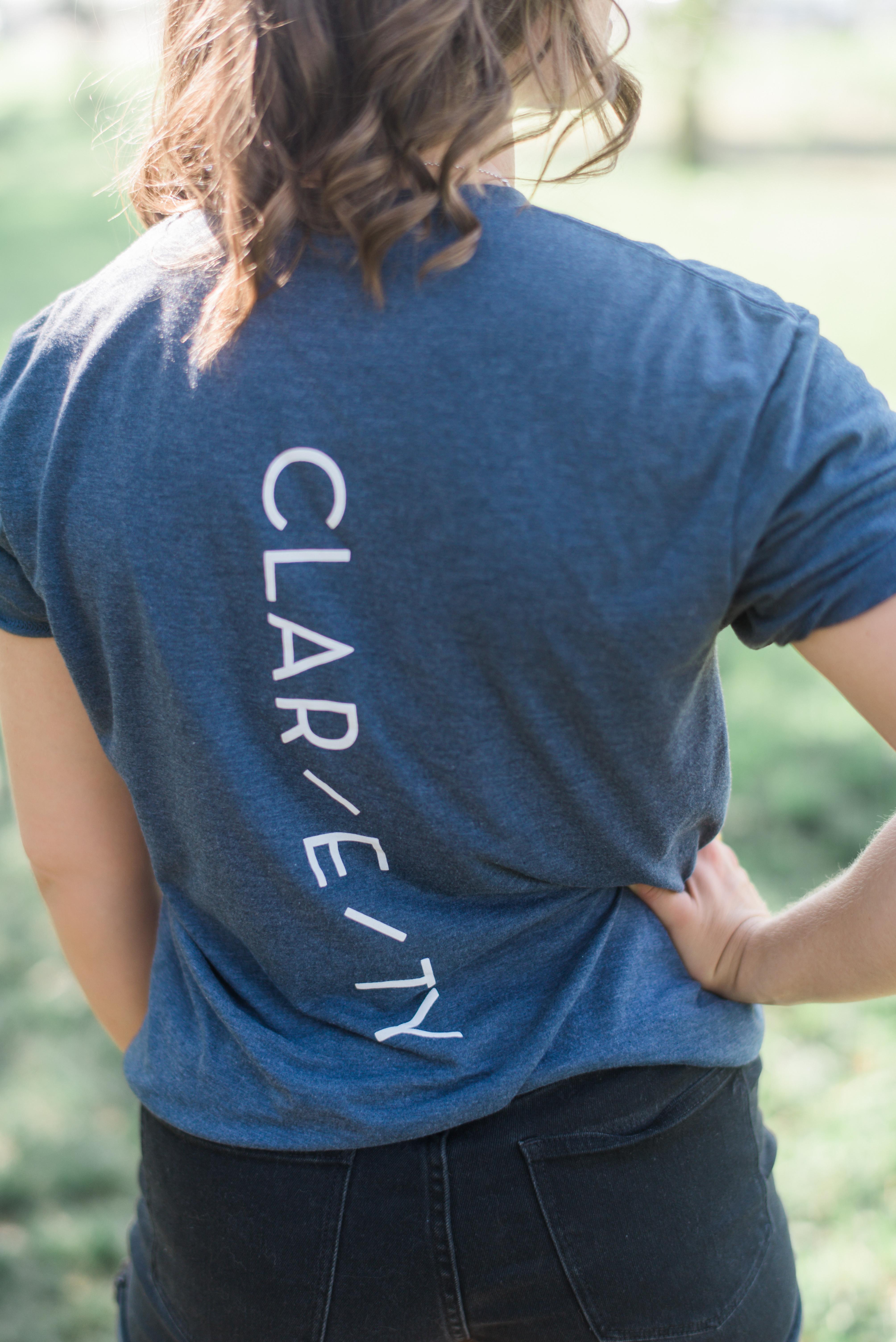 1:1 Clar-e-ty Nutrition Coaching