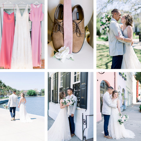 Charleston's Big Fake Wedding Featured In More Than Lovely