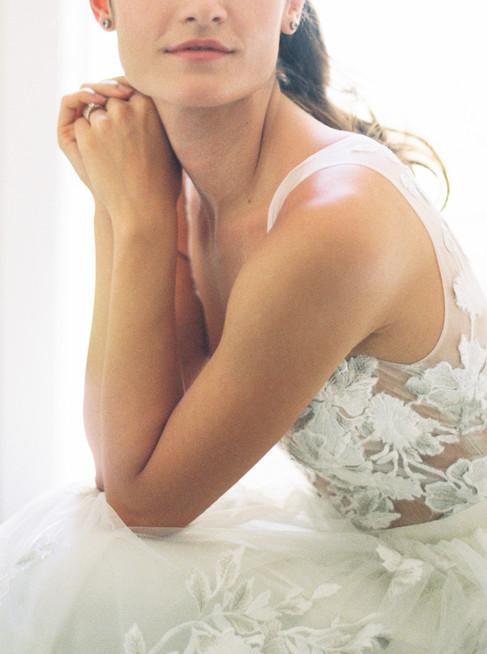 Hand-Sewn Lace