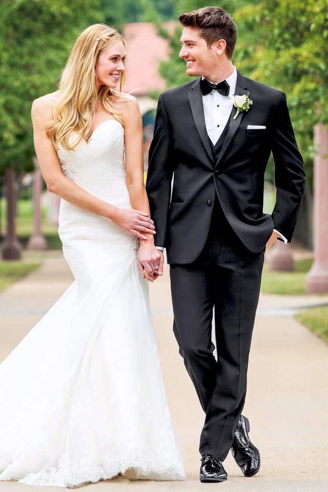 Jim's Formal Wear Tuxes Now At Southern Protocol Bridal