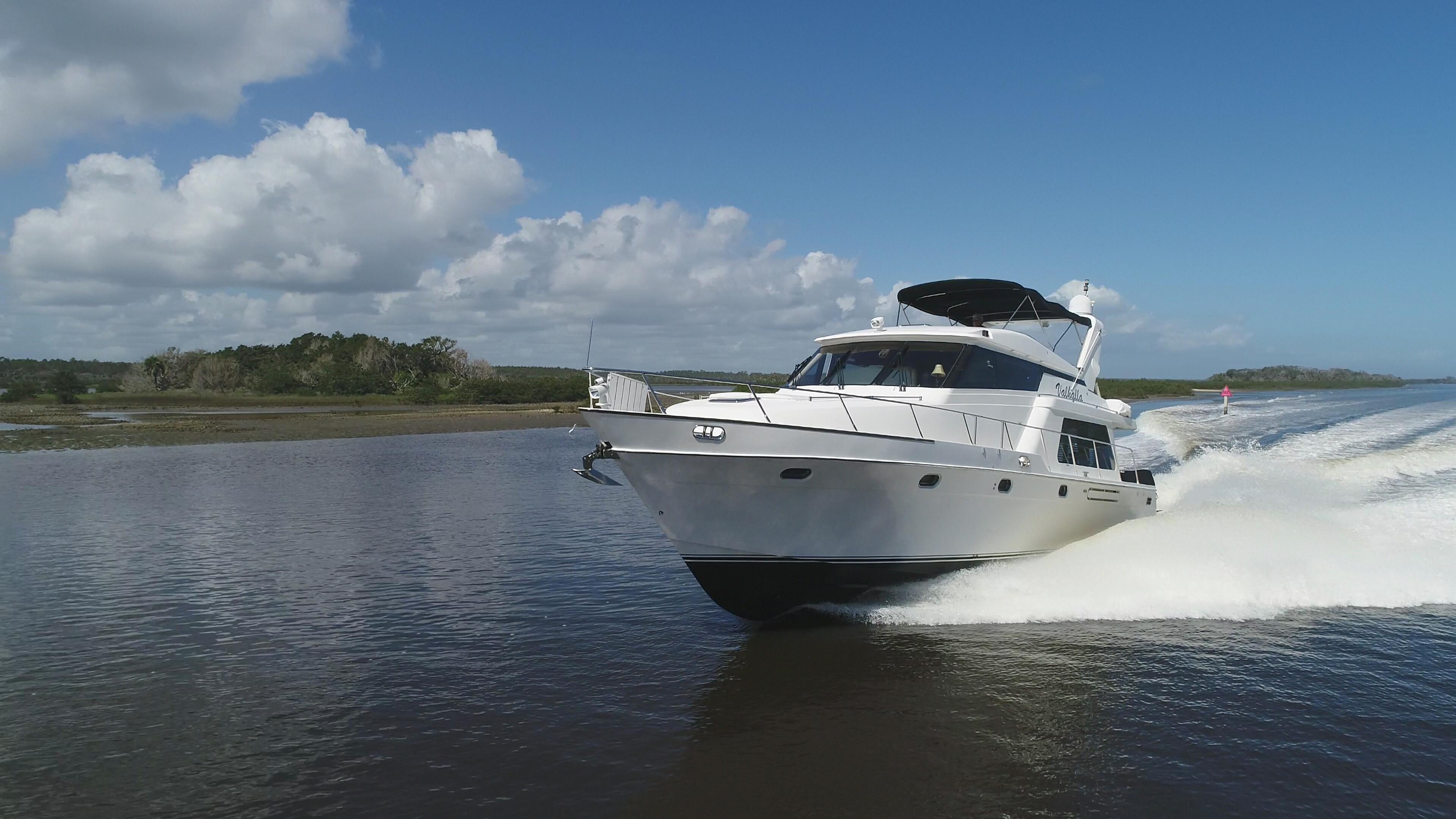 2007 Pama 54 Flybridge Motor Yacht