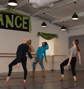 Kelly's Dance - Jazz