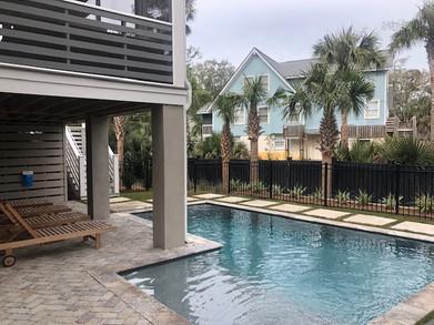 Grace House - Pool View