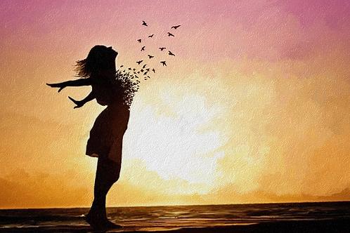 Healing Visualization Meditation : Releasing Anger, Grudges + Resentments