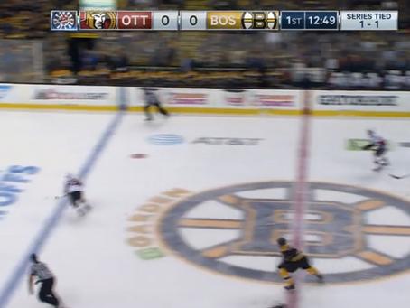 Bruins vs. Senators Game 3 Recap
