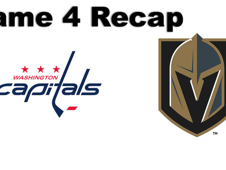 Capitals Continue Efficiency, One Win from Stanley Cup