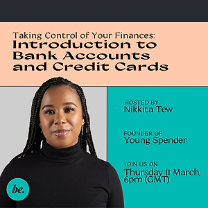 Session 3 - Introduction to Bank Account