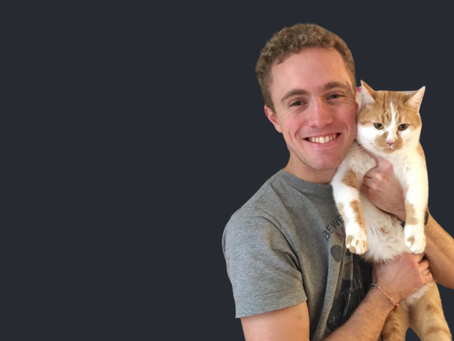 Meet Tom: Our University Outreach Intern