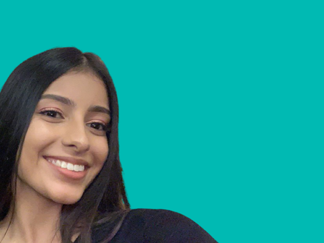 Meet Amrit: Our Community Engagement Intern