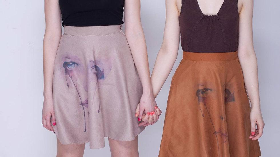 UNoRTHODOX Circle Skirt