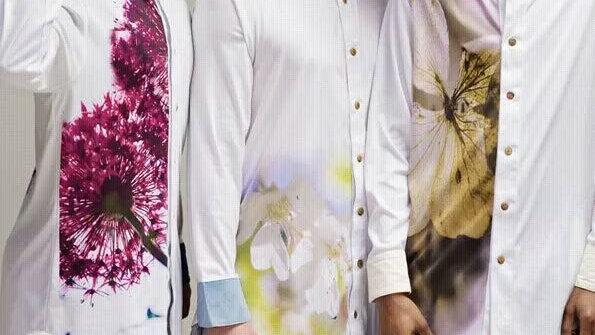 Colour me Baad - Printed Shirt