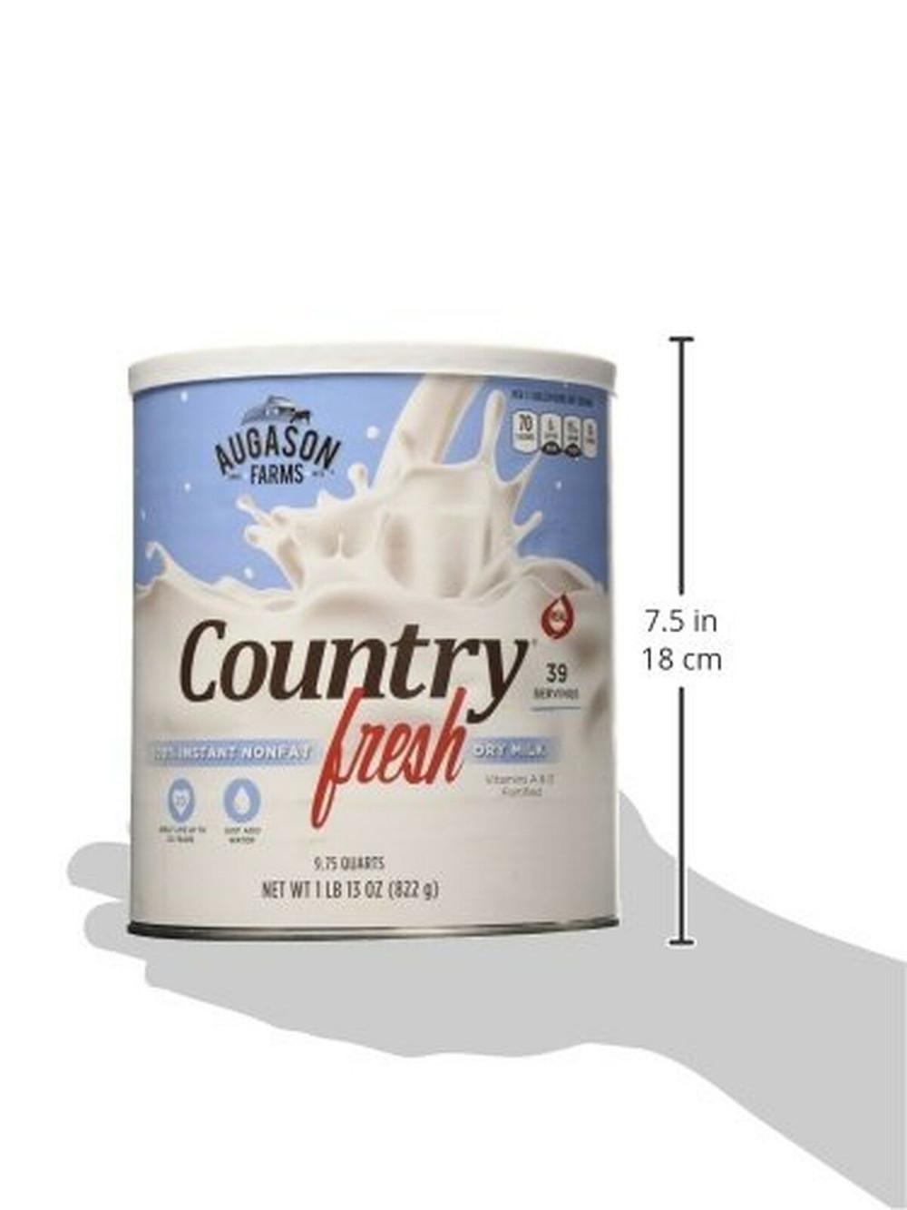 100%真正的速溶脫脂牛奶粉