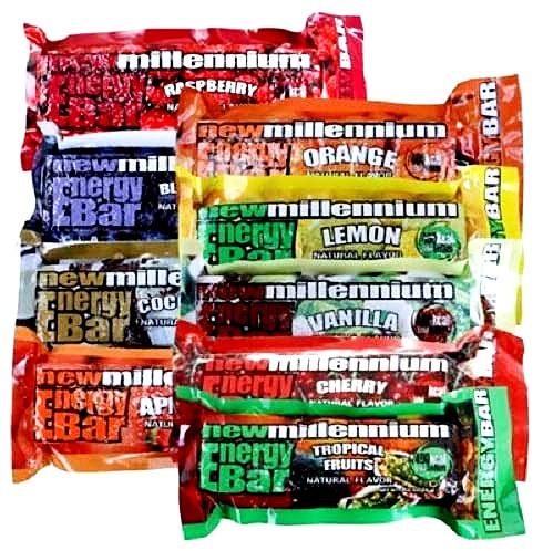SOS緊急食物 獨立包裝 6種口味 可長期保存