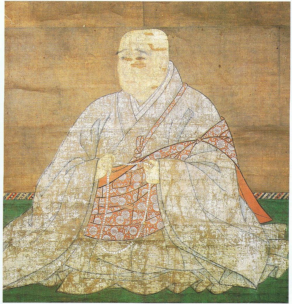 後白河法皇像(神護寺藏)