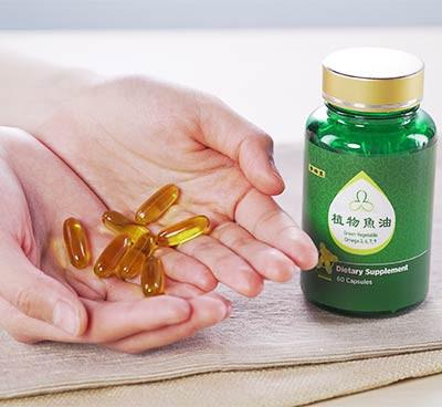 Omega-3高純度天然植物魚油 韓國專利 世界認證 21天改變體質 孕婦可食