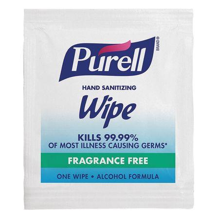 Purell® 洗手濕巾 美國醫院首選 酒精配方 可殺死超過99.99%的致病細菌 獨立包裝