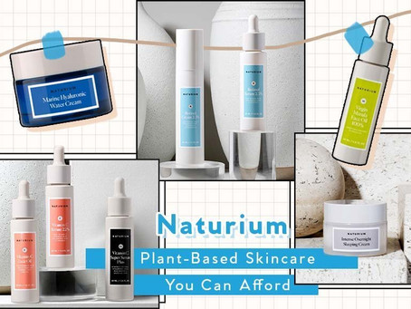 7 Naturium Products to Step Up Your Skincare Game