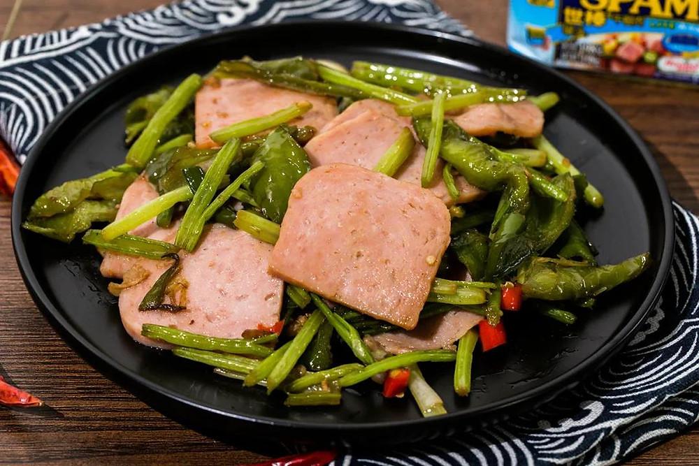 斯帕姆午餐肉 最受歡迎的經典款