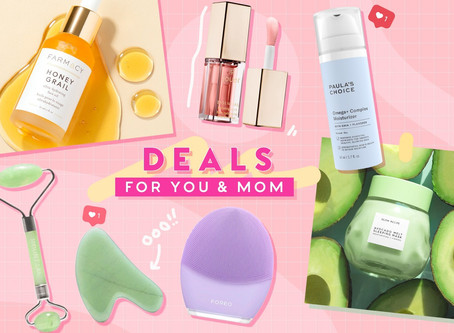 Mother's Day Gift Guide: Treat Your Mom (& Yourself)