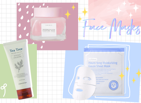 Best Face Mask for Your Skincare Routine
