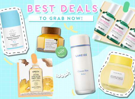You Can't Miss These at Sephora Spring Sale 2020