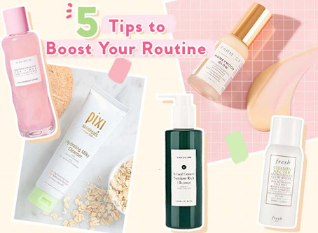 Skincare Boost: How to Get the Most Out of Your Products