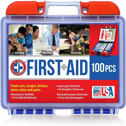 First Aid Kit Medical Car Travel Emergency Medicine Home Outdoor Survival