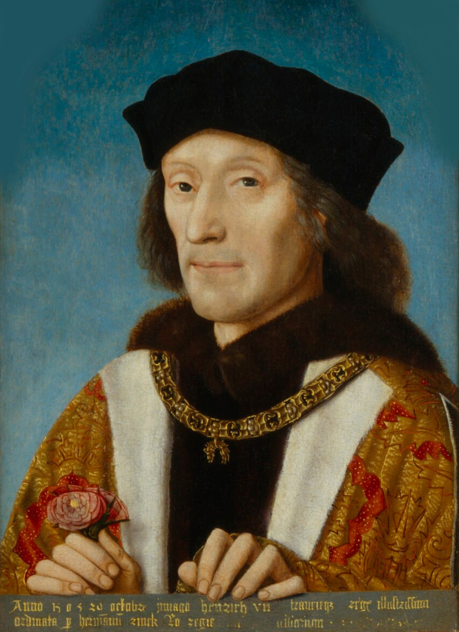 英國國王亨利七世