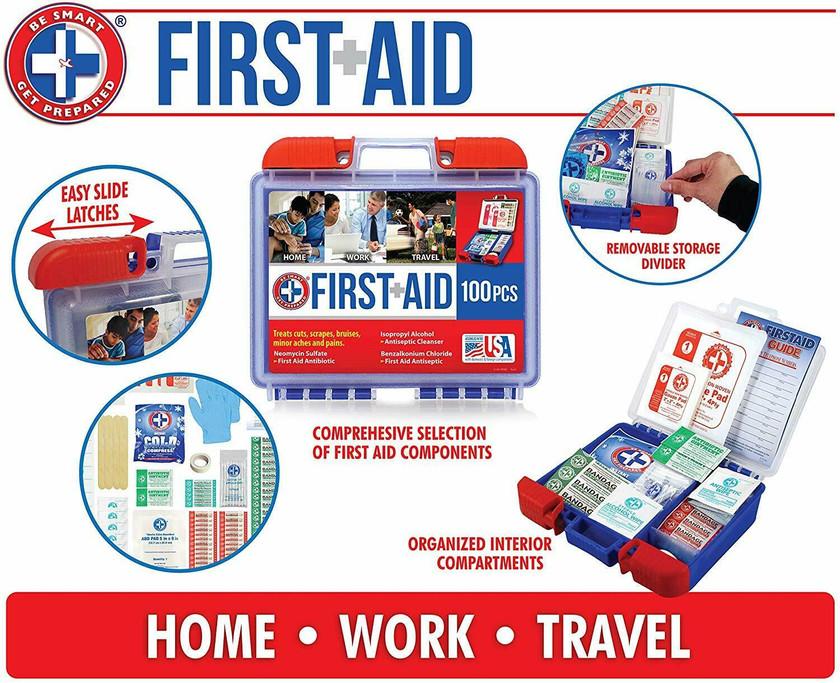 美國 No.1 急救箱 USA #1 First Aid
