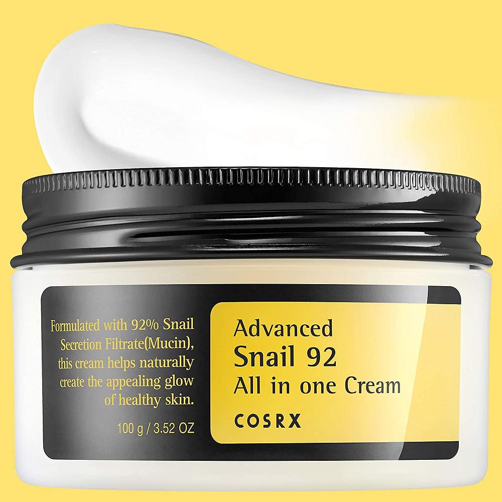 韓國蝸牛修護潤膚霜 抗衰老 持久保濕