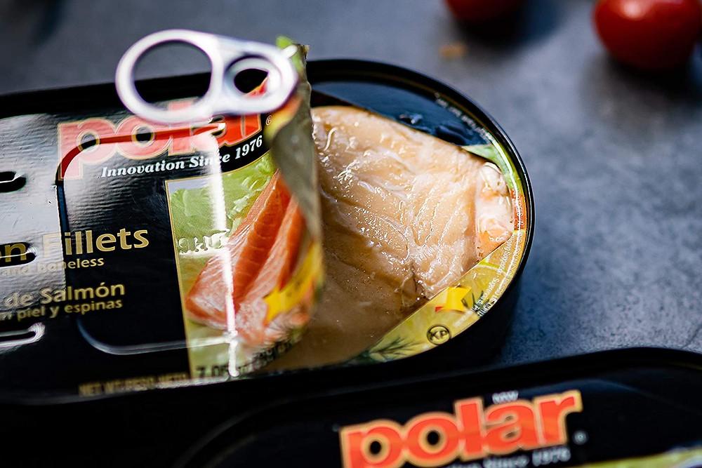 天然極地 粉紅鮭魚去骨魚排 (2 Pack)