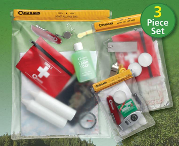 多用途防水袋 Waterproof Pouch Set