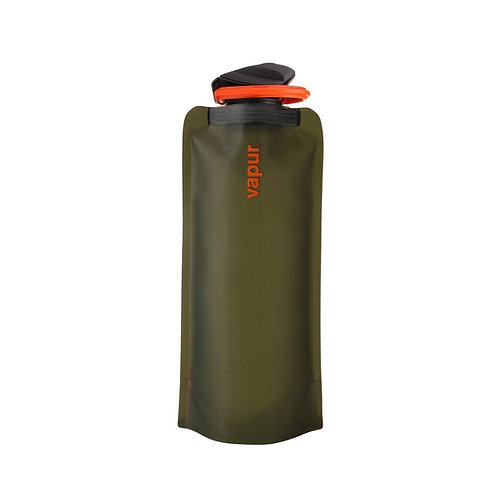 Vapur Eclipse 可重复使用 可折叠 可便携 可冷凍耐用水瓶 Flexible Water Bottle Durable 0.7L
