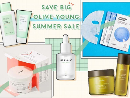 Shop the Olive Young Sale for Must-Have Korean Skincare