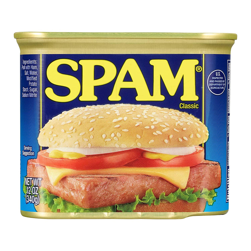 斯帕姆午餐肉