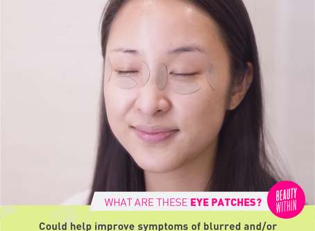 FUBAO EYE ACUPOINT PATCHES